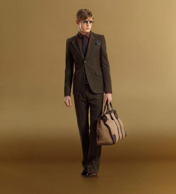 Лукбук: Gucci Fall 2011 Menswear. Изображение № 5.