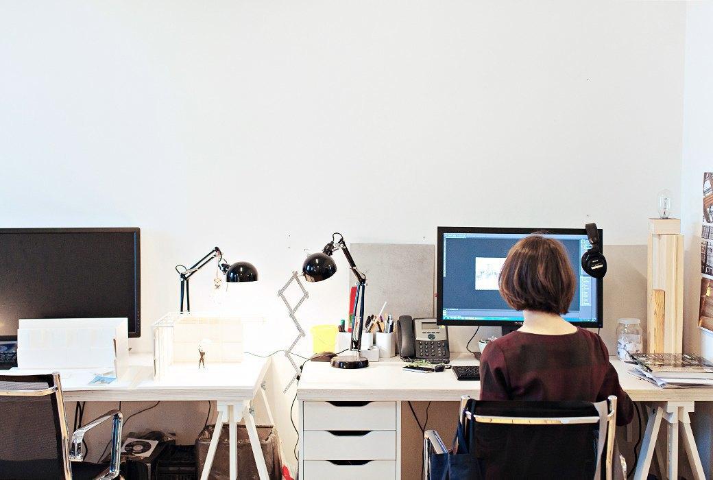 Как устроен офис архитектурного бюро Wowhaus. Изображение № 10.