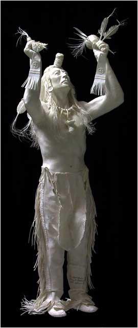 Бумажные скульптуры. Изображение № 37.