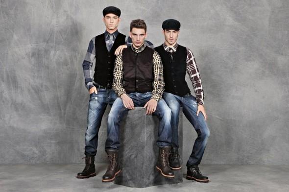 Dolce & Gabbana Mens FW 2010. Изображение № 6.