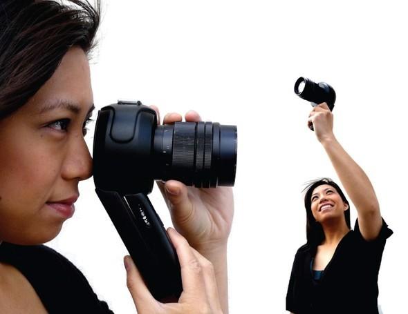 Концепт зеркального фотоаппарата. Изображение № 5.