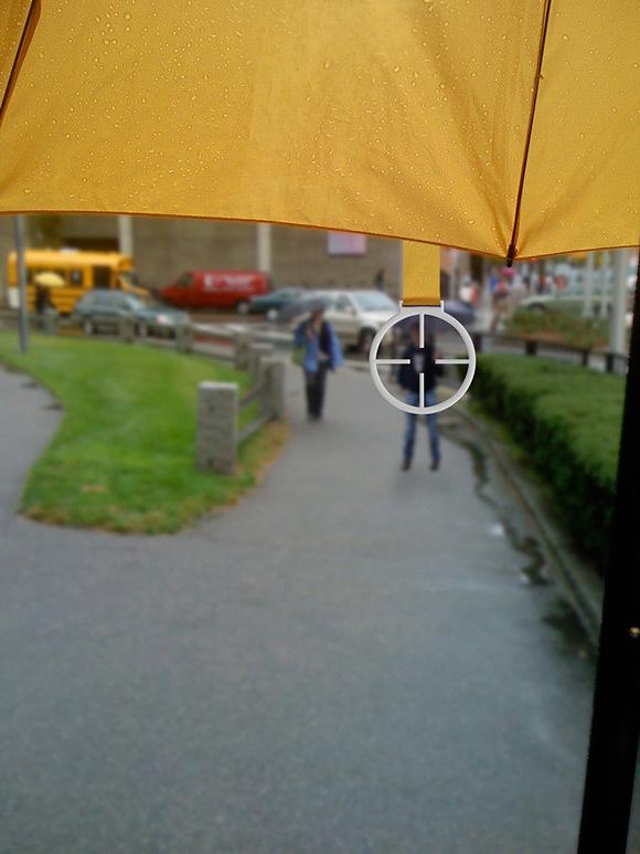 Укол зонтиком. Изображение № 1.
