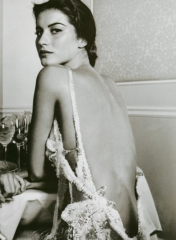 Архивная съёмка: Жизель Бундхен в объективе Терри Ричардсона. Изображение № 4.