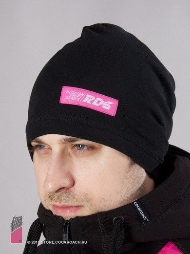 "Шапочка Cocaroach ""RDS logo"" (коллаборация Cocaroach & Russian Drift Series). Изображение № 38."