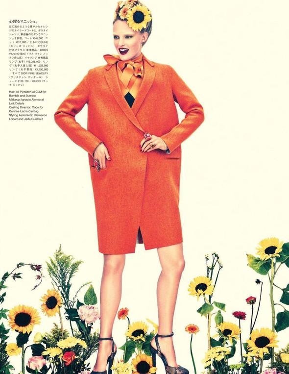 Съёмка: Имре Стикема для Vogue. Изображение № 8.