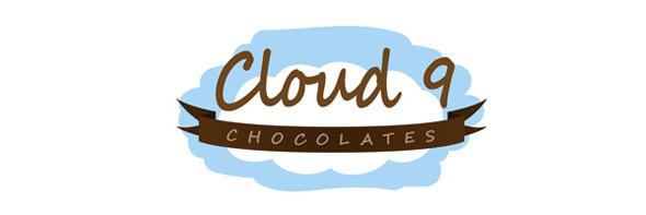 День шоколада. Вкусные шоколадные логотипы. Изображение № 19.