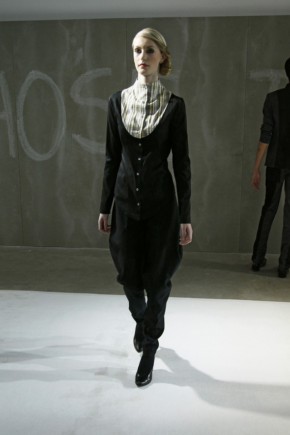 Berlin Fashion Week A/W 2012: Sebastian Ellrich. Изображение № 13.