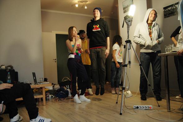 Изображение 4. Премьера клипа: NRKTK — «Жалкие Людишки».. Изображение № 1.