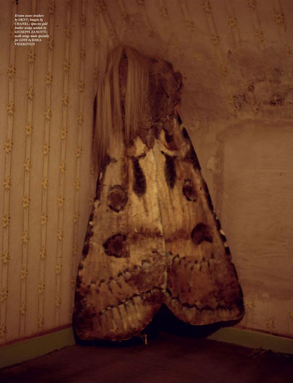 Съёмка: Кристен Макменами в объективе Тима Уокера. Изображение № 13.