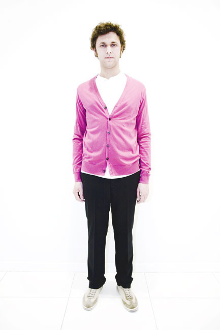 Встречайте по одежке: мужские образы от Uniqlo. Изображение № 3.