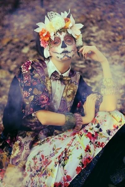 Линия «Dia de los Muertos» от Надежды Одинаевой. Изображение № 3.