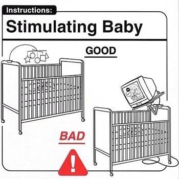Инструкция поэксплуатации младенца. Изображение № 21.