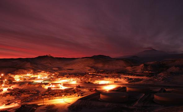 Антарктические сны. Красоты южного полюса. Изображение № 25.