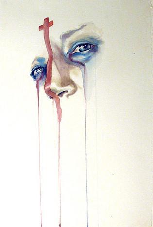 Marion Bolognesi иего плачущие лица. Изображение № 3.