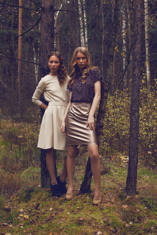 "Новый lookbook ANaзarova ""Fairy Tale"" Fall-Winter 2012-2013. Изображение № 6."