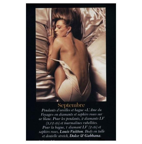Полная версия календаря французского Vogue на 2011 год. Изображение № 9.