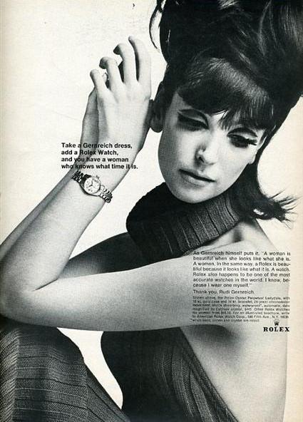 Изображение 20. Мода 60х: макияж.. Изображение № 20.