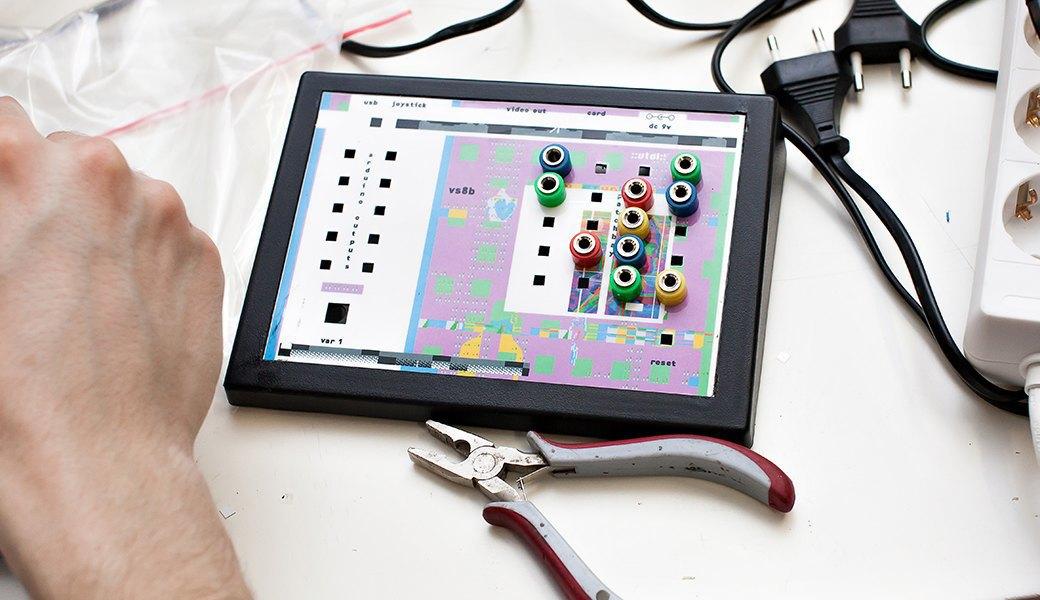Видеосинтезатор: что это такое и как его сделать. Изображение № 11.