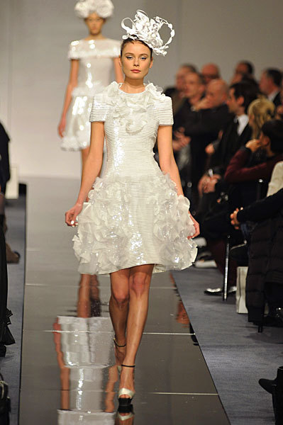 Chanel Spring 2009 Haute Couture. Изображение № 1.