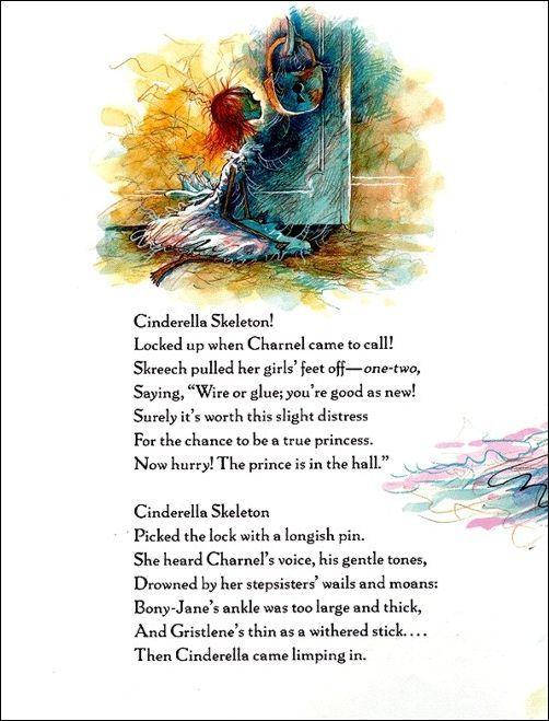 Cinderella Skeleton. Изображение № 17.