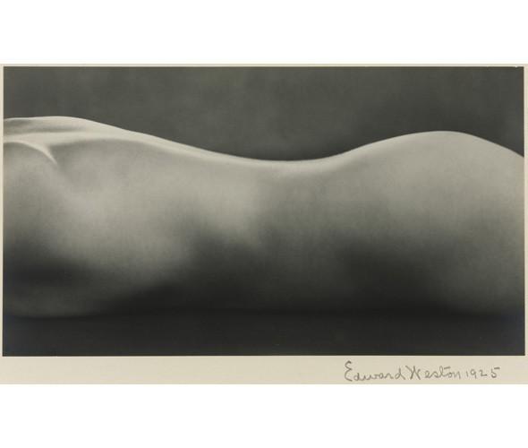 Части тела: Обнаженные женщины на винтажных фотографиях. Изображение № 55.