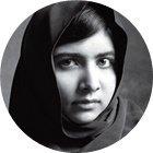 Цитата дня: Малала Юсуфзай на вручении Нобелевской премии. Изображение № 1.