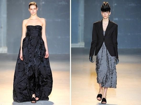 Изображение 10. Показы на Paris Fashion Week FW 2011: день 2.. Изображение № 16.