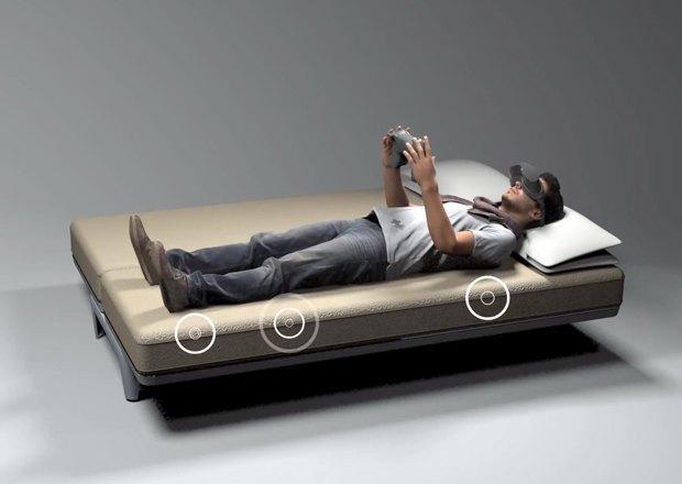 Идеальная кровать, из которой не хочется вылезать. Изображение № 2.