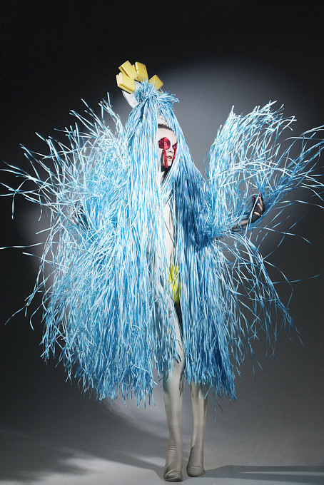 Madame Peripetie - Sylwana Zybura - или, наконец, Сильвана Зыбура: искусство не как у всех. Изображение № 9.