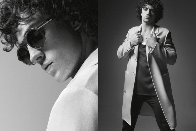 Бенисио Дель Торо и Аарон Джонсон снялись для кампании Prada. Изображение № 9.