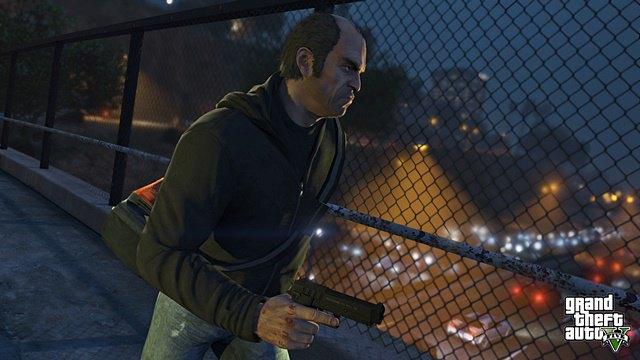 GTA V для PS4 и Xbox One выйдет 18 ноября, для PC — в январе 2015. Изображение № 16.
