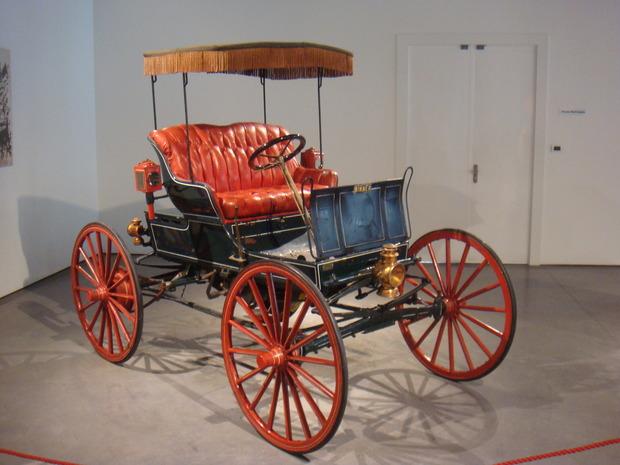 Испанский музей ретро-автомобилей. Изображение № 1.