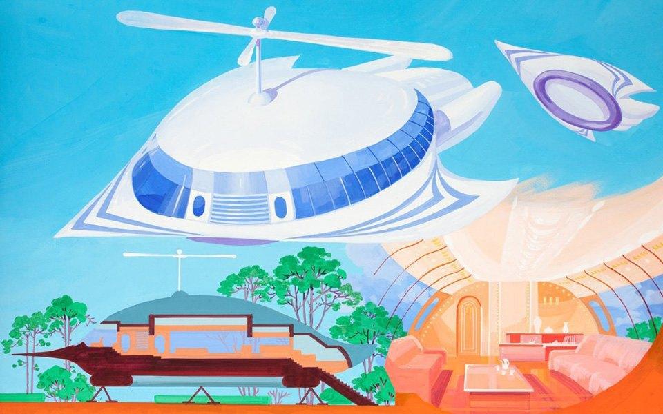 Какой видят архитектуру будущего  в Северной Корее . Изображение № 3.