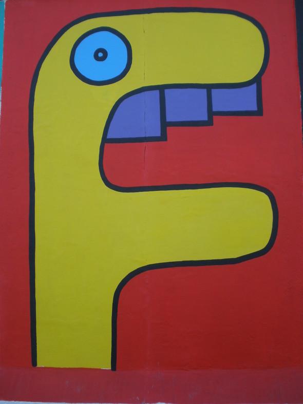 Berliner Mauer. Изображение № 9.