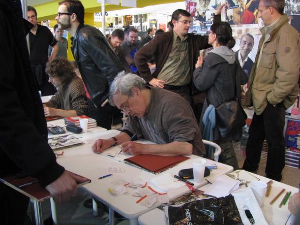 Ангулем 2009 – великое действо вокруг комикса. Изображение № 27.