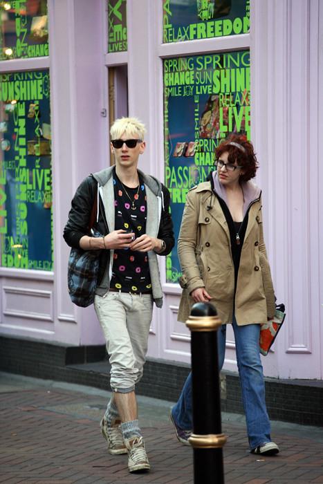 Street fashion Англия. Изображение № 9.