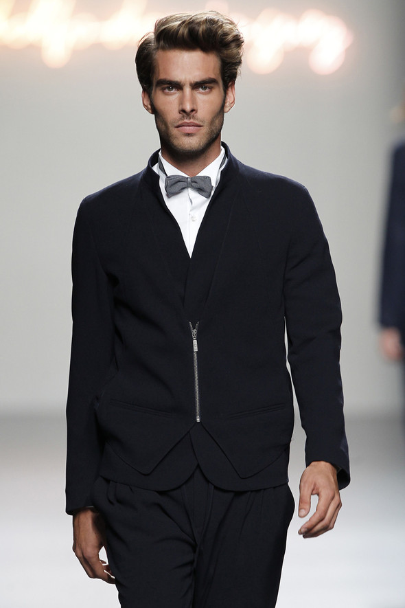 Madrid Fashion Week SS 2012: Adolfo Dominguez. Изображение № 17.