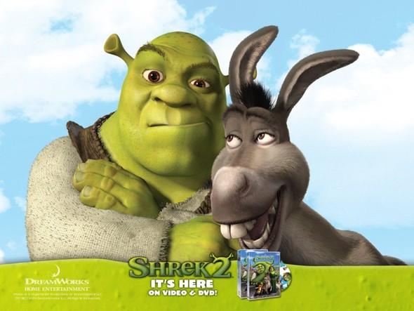 """Английский киноклуб по фильму """" Shrek 2"""". Изображение № 2."""