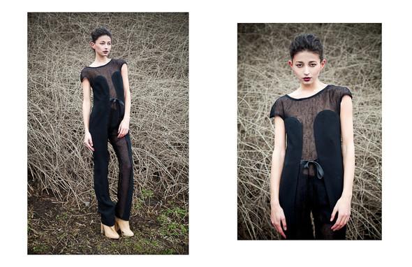 Изображение 7. Lookbook Kamenskayakononova f/w 2011/2012.. Изображение № 7.
