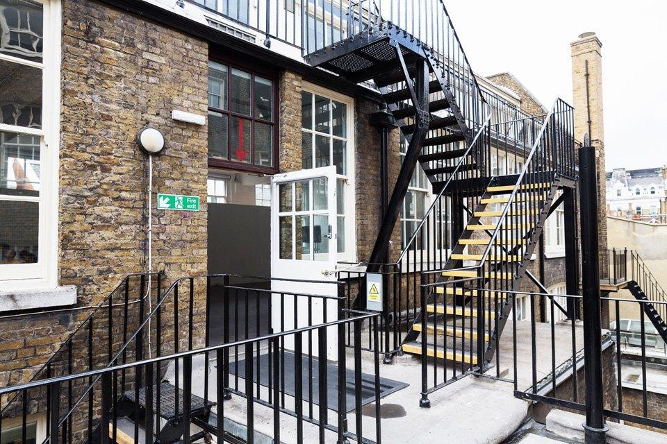 Рабочее место: архитектурная школа AA School. Изображение № 5.