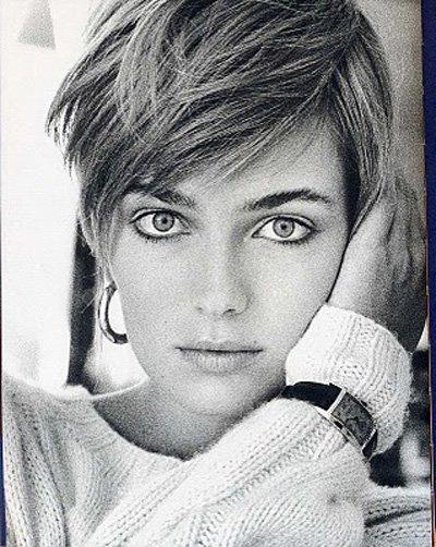 Модели 80-х. Полина Порижкова (Паулина Поризкова). Изображение № 5.