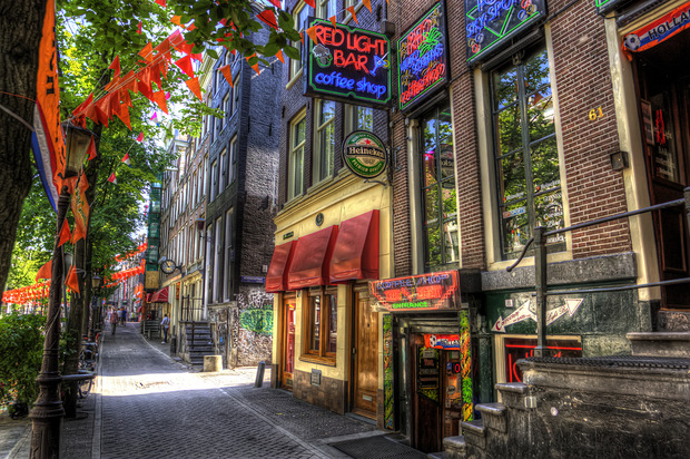 "Амстердамские ""Coffee Shops"". Изображение № 1."