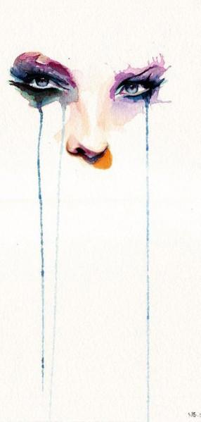 Marion Bolognesi иего плачущие лица. Изображение № 1.