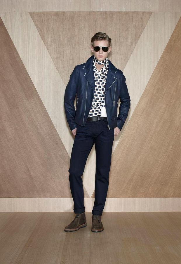 Мужские лукбуки Alexander McQueen, Comme des Garcons, Louis Vuitton и Club Monaco. Изображение № 38.