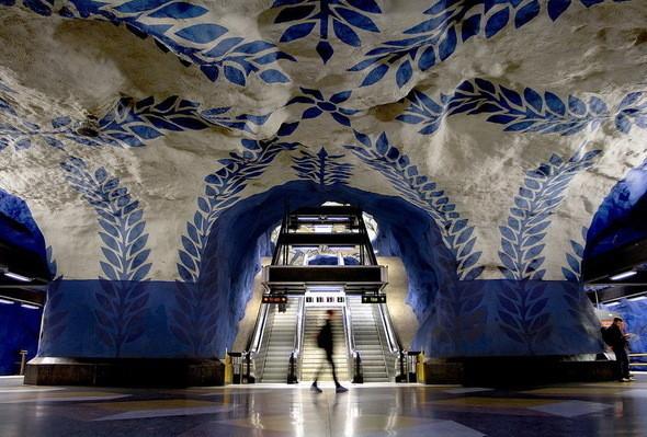Изображение 25. Не Москва. Подземные улицы городов со вкусом.. Изображение № 25.