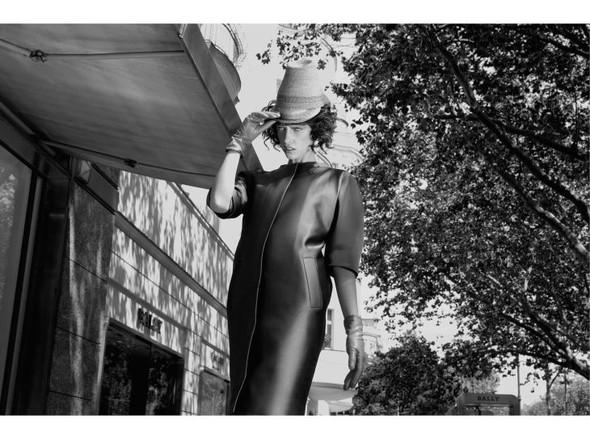 Съёмка: По магазинам с Masha Rudenko 4 Qvest Magazine Fall 2011. Изображение № 5.