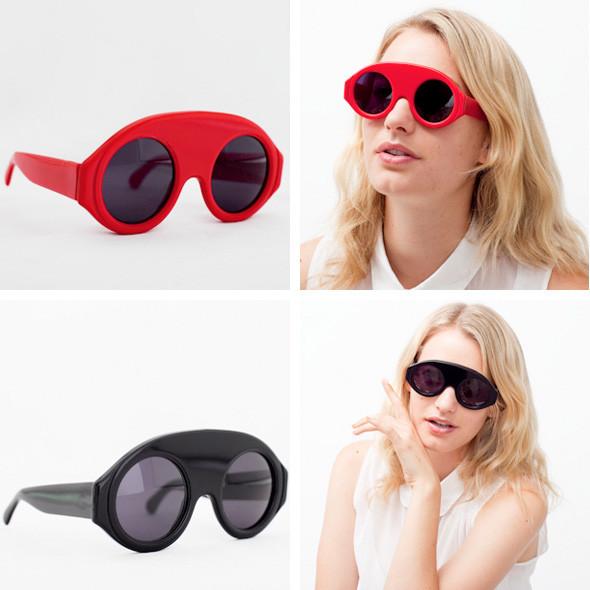 Глядя на солнце: самые необычные солнечные очки. Изображение № 30.