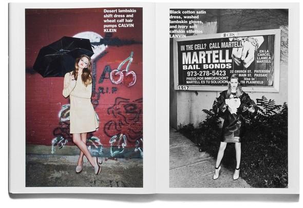 Съёмка: Терри Ричардсон и Линдси Уикссон для Purple Fashion. Изображение № 10.