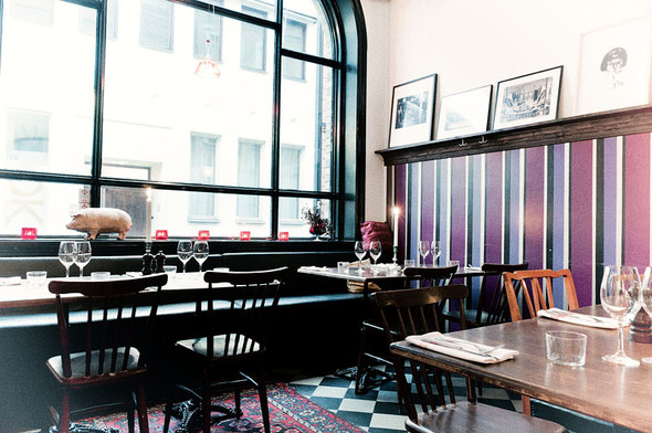 Ресторан Bastard в Мальмё. Изображение №45.