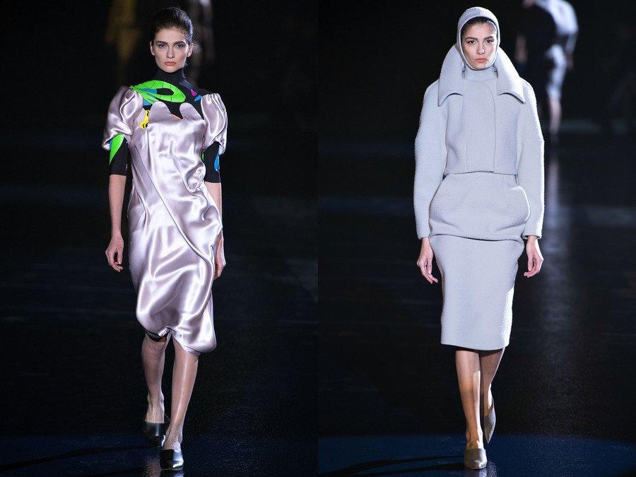 Неделя моды в Париже:  Дни 1 и 2. Изображение № 17.